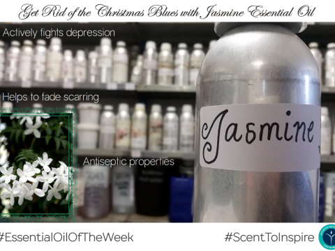 Jasmine Essential Oil of the Week by Arcania Apothecary